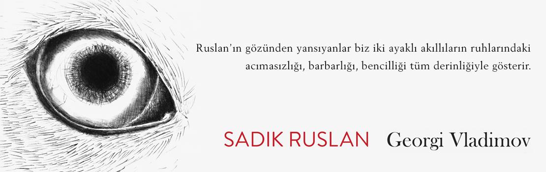 Vladimov, Türkçede ilk kez.