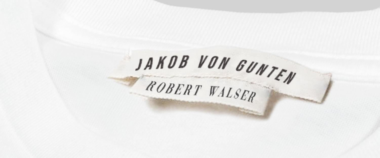 Jakob von Gunten: Öncü bir roman.